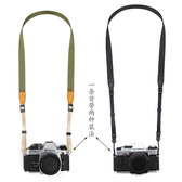 相機肩帶 復古文藝相機背帶肩帶相機帶掛脖相機繩通用索尼黑卡6M5M4G7X2gr2