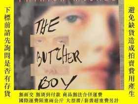 二手書博民逛書店THE罕見BUTCHER BOY (屠夫男孩)Y24355 PA