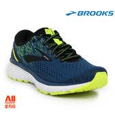 【BROOKS】男款避震型慢跑鞋 Ghost 11 -森林綠(881D459)-全方位跑步概念館