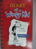 【書寶二手書T9/原文小說_KHO】Diary of a Wimpy Kid_Jeff Kinney