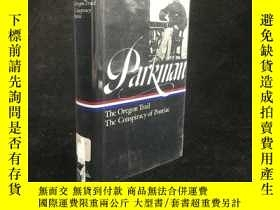 二手書博民逛書店1991年罕見Francis Parkman : The Ore