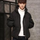 棉衣男冬季外套加厚短款棉襖韓版寬鬆學生情侶面包服男士羽絨棉服
