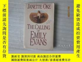 二手書博民逛書店罕見the,calling,of,emily,evansY221