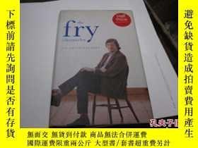 二手書博民逛書店Stephen罕見Fry:The Fry Chronicles