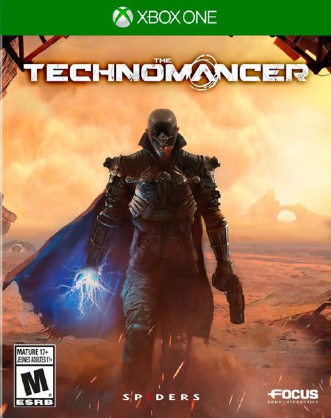 X1 The Technomancer 科技異種(美版代購)