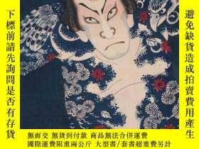 二手書博民逛書店Tattoos罕見in Japanese Prints 日本浮世