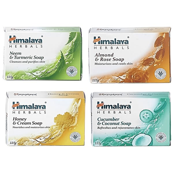 Himalaya喜馬拉雅 保濕香皂125g 多款可選【小三美日】