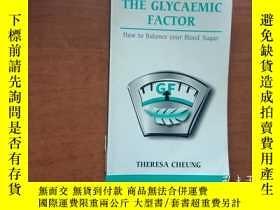 二手書博民逛書店The罕見Glycemic Factor (Overcoming