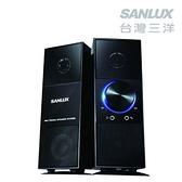 [富廉網] SANLUX 台灣三洋 天之韻 SYSP-1027 2.0聲道多媒體喇叭