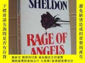 二手書博民逛書店RAGES罕見OF ANGELSY85718 SIDNEY SH