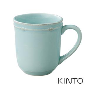 日本KINTO REEF 馬克杯-水藍