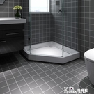 衛生間廚房防水地貼浴室陽臺自粘墻貼耐磨瓷...