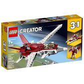 樂高積木LEGO 3合1創作系列 31086 未來飛行器
