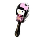 Hello Kitty 造型髮梳-和服 (黑)