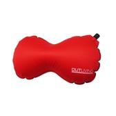 Outliving 自動充氣枕 - 紅色