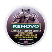 皮革還原染色劑(黑色) RENOVO Leather Reviver