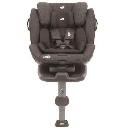 Joie 0-7歲 Stages Isofix 兒童安全汽座/安全座椅-灰色JBD64900A[衛立兒生活館]