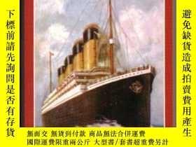 二手書博民逛書店Titanic:罕見The Canadian Connection (Amazing Stories)-泰坦尼克號