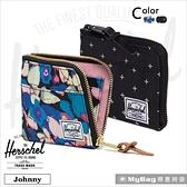 Herschel 皮夾 短夾 經典拉鍊零錢包 (新款) Johnny 得意時袋