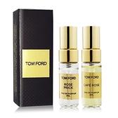 TOM FORD 私人調香系列-禁忌玫瑰+咖啡玫瑰香水(4mlX2)[含外盒] EDP-航版