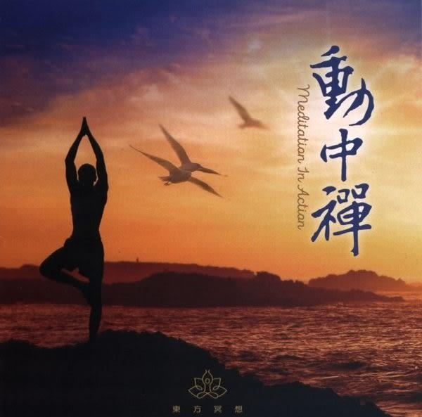 動中禪 東方冥想音樂1 CD (購潮8)