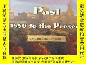 二手書博民逛書店英文原版:Exploring罕見America s Past【探