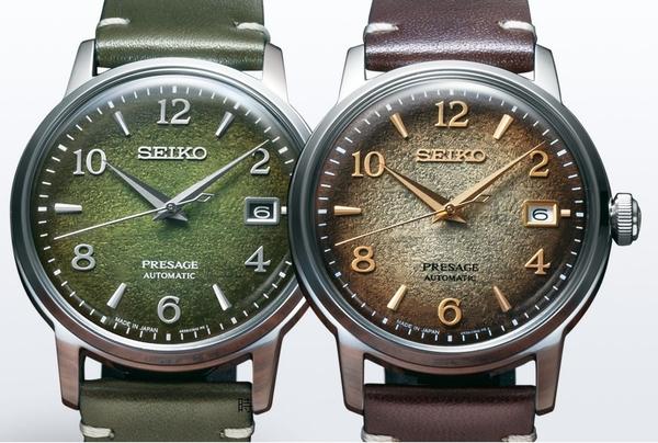 SEIKO精工 Presage 限量經典機械錶 4R35-04E0G / SRPF43J1 調酒師