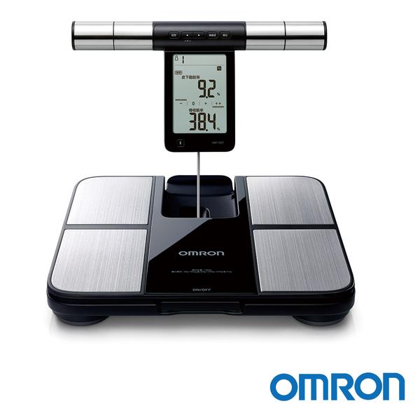 OMRON 歐姆龍 HBF-702T 藍牙傳輸款 體重體脂計 (另售 HBF-701) 送OMRON 輪胎造型工具組 (市價 $599)