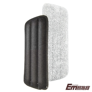 【EM易拖寶】360度免沾手平板拖補充布2入組EM001(小平板專用)