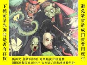 二手書博民逛書店Monster罕見Encyclopedia - Monsters