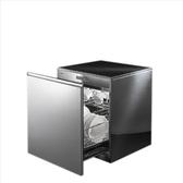(含標準安裝)喜特麗【JT-3016Q】60公分嵌門板落地式烘碗機