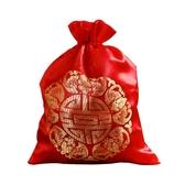 喜糖盒抽繩喜糖袋子