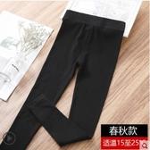 灰色打底褲女加絨秋冬季外穿純棉黑色內穿秋褲緊身加厚 - 風尚3C
