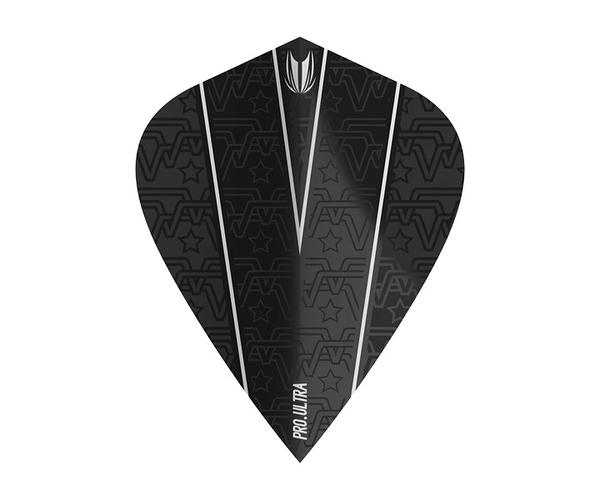 【TARGET】VISION ULTRA ROB CROSS PIXEL Kite Black 334220 鏢翼 DARTS