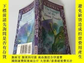 二手書博民逛書店The罕見Voyage of the Dawn Treader:黎明踏浪號的航行Y200392
