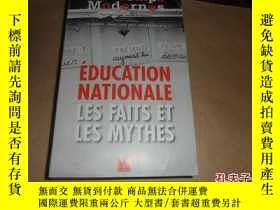 二手書博民逛書店les罕見temps modernes education na