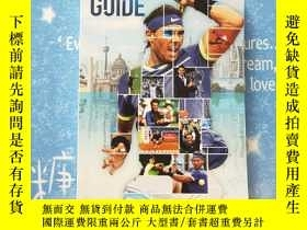 二手書博民逛書店2018罕見ATP WORLD TOUR MEDIA GUIDEY202807 ATP WORLD TOUR