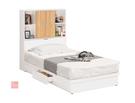 卡爾3.5尺書架型單人床 大特價1350...