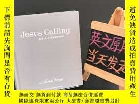 二手書博民逛書店英文书罕見jesus calling 上帝在召唤Y467724 详情见图片 详情见图片 出版2005