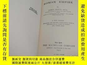 二手書博民逛書店【罕見】1917年英國麥克米蘭出版社出版《神聖羅馬帝國史》THE HOLY ROMAN EMPIREY1755