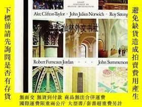 二手書博民逛書店【罕見】Spirit of the Age: Eight Centuries of British Archite