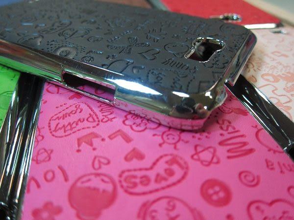 【世明國際】-出清㊕價-n2g2-三星 NOTE II  Note 2 小魔女保護殼 硬殼 手機殼