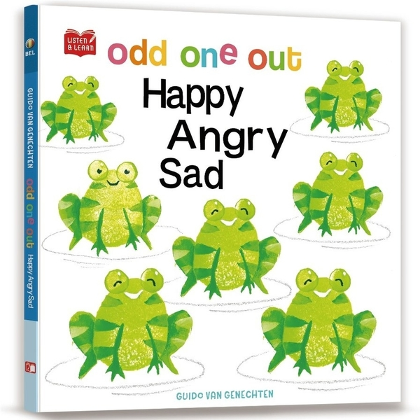 (Listen & Learn Series)Odd One Out.Happy