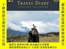二手書博民逛書店The罕見Lord Of The Rings Location GuidebookY255562 Brodie