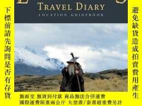 二手書博民逛書店The罕見Lord Of The Rings Location GuidebookY255562 Brodie