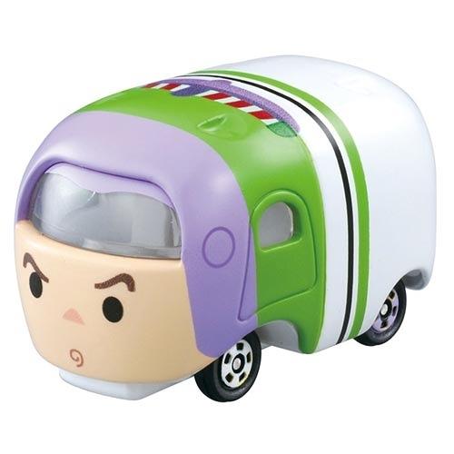 迪士尼小汽車 TSUMTSUM 巴斯光年(堆疊款)_ DS84053