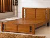床架 床台 PK-400-6 亞歷山大6尺床台 (不含床墊) 【大眾家居舘】