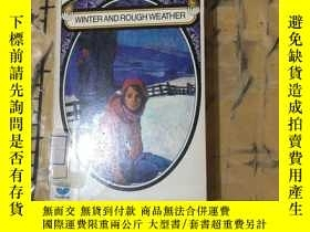 二手書博民逛書店Winter罕見and Rough WeatherY252403