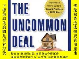 二手書博民逛書店Finding罕見the Uncommon Deal: A Top New York Lawyer Explain