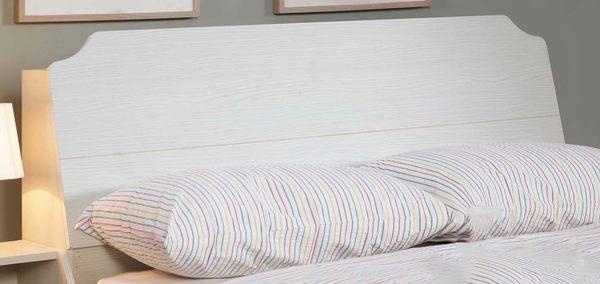 【森可家居】安婕莉3.5尺床頭箱 7JX35-1 單人 木紋質感 北歐鄉村風